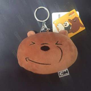 CHeAP SELLING PRICE DRoPpED🧣 WeBareBears Key Chain
