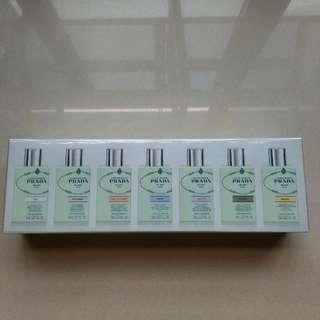 Prada 7x8ml Miniature Perfume