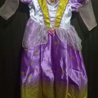 Rapunzel dress...