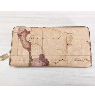 Wallet ( World Map Design )