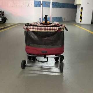 行李箱式推車