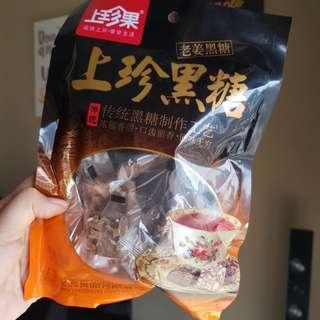 Ginger Tea with Black Sugar老姜黑糖