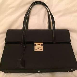 Gucci Authentic Black Bag