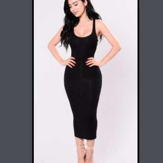 XS Bodycon Dress Fashion Nova