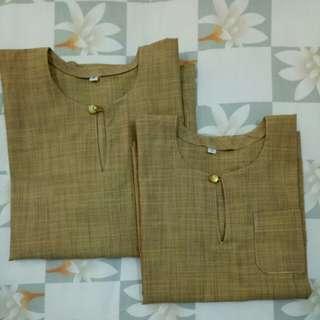 Baju Melayu (6y & 3y)