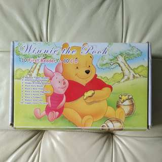 Winnie the Pooh 10 first reader