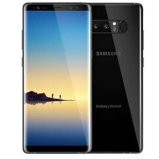 Samsung Note 8 曲面 鋼化玻璃保護貼