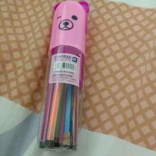 Colour marker