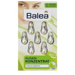 Balea Eye Concentrate, intensive smoothing