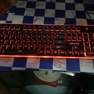 Redragon dyaus gaming keyboard