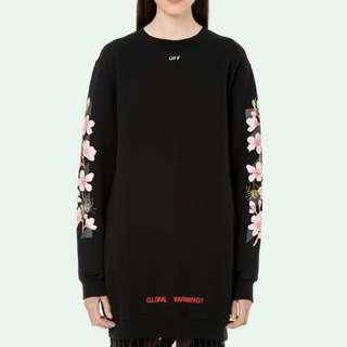Off white sweater xs