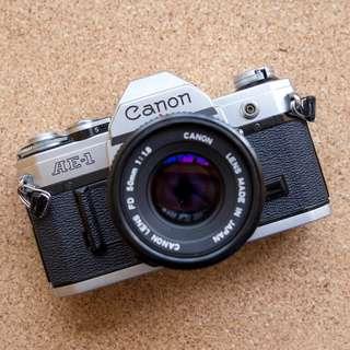 Canon AE-1 [FILM TESTED!!!]