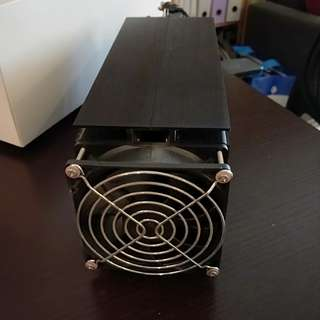Mining hardware for digital coins.5.2 mh/s Scrypt Miner – Gridseed Blade