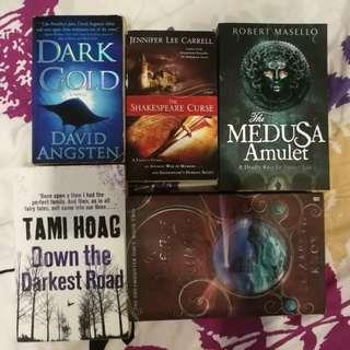 BOOK BUNDLE: Adventure Novels
