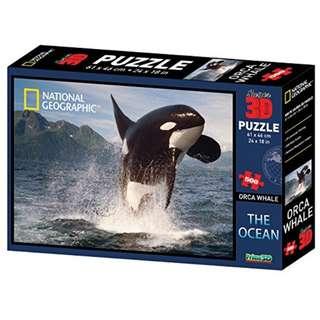 3D Puzzle 500 pieces