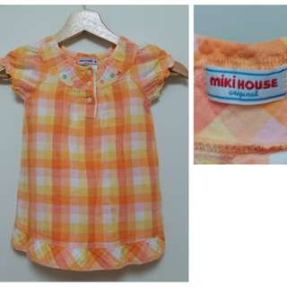 Mikihouse dress for girls
