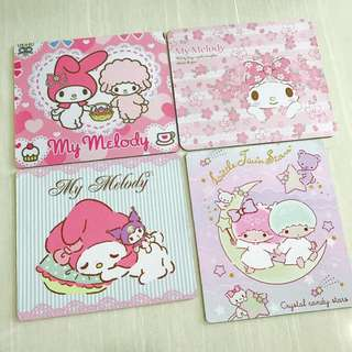 My Melody and Twin Stars Mouse Pad