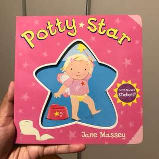 Potty Star for Girls