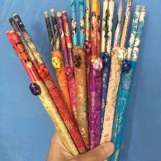 Chopsticks w holder from Beijing