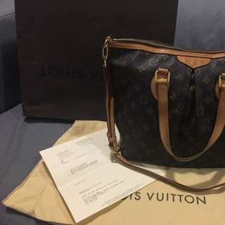 Louis Vuitton Palermo 🎁💖with Receipt