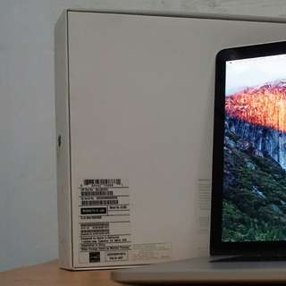 Macbook Pro 15 inch (mid2015) Retina Display