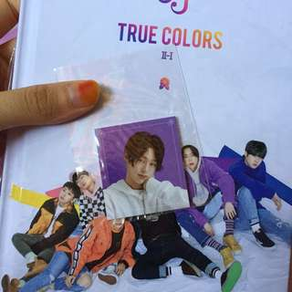 WTT JBJ TRUE COLORS Special Limited Sachet