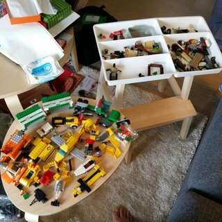 Lego 223 7732 60118 7733 散件