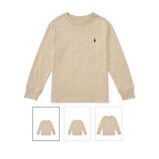Polo Ralph Lauren Cotton Long-Sleeve T-Shirt