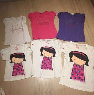 Bundle tops blouses shirts for 3 sisters!