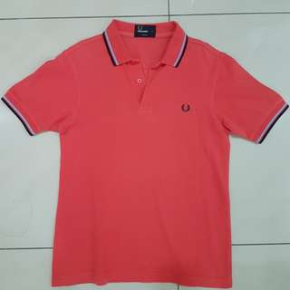Original Fred Perry Polo Shirt (Used)