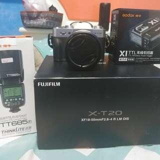 Fuji Film X-T20