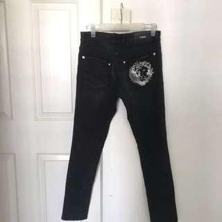Versace Versus lion jeans size 28