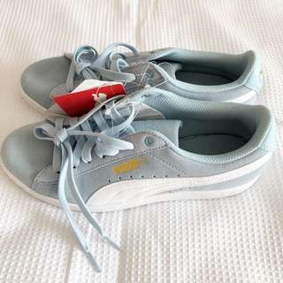 Puma suede sneakers authentic