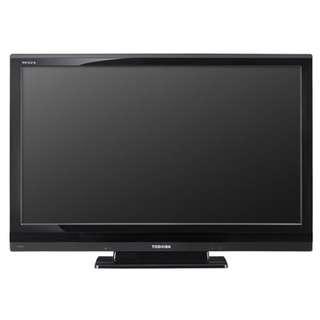 """Toshiba 32AV600E Regza LCD 32"""" 32inch TV used"""