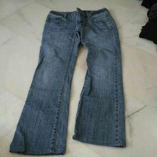 808 Bootcut Levi's jeans