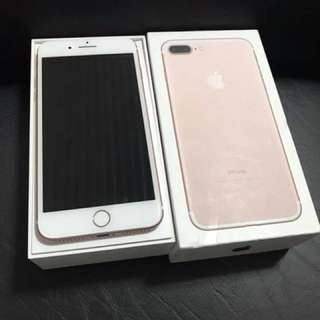 iPhone 7 Plus (Openline) 32gb