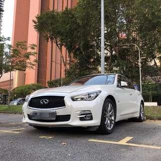 Infiniti Q50 2.0T Auto Premium