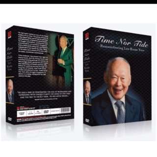 Time Nor Tide Remembering Lee Kwan Yew