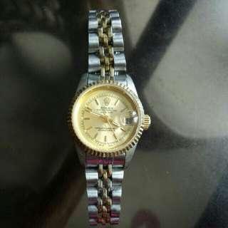 Rolex replica watch bought in Thailand
