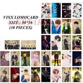 529 VIXX LOMOCARD💫