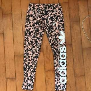 Adidas cotton legging size S
