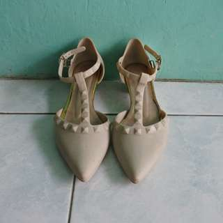 Jelly Shoes Valentino