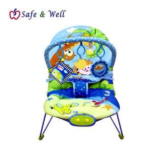 Picardo Cozy Musical Deluxe Bouncer