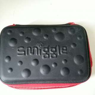 Smiggle Pencil Case (Double Layer)