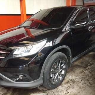 Honda New CRV 2.4 AT 2012
