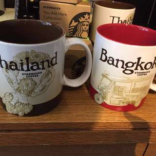 Mug Starbucks Thailand