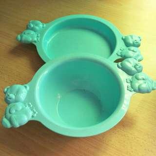 Anakku plate bowl