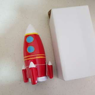New !! Coin safe rocket