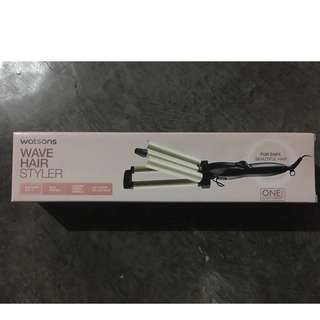 Watsons Mermaid Curl Iron