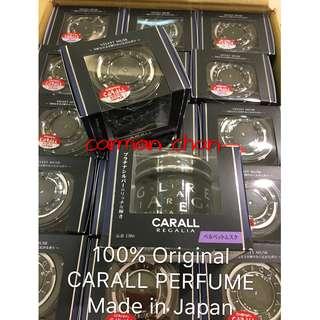 100% ORIGINAL CARALL REGALIA 1386 CAR PERFUME AIR FRESHENER JAPAN